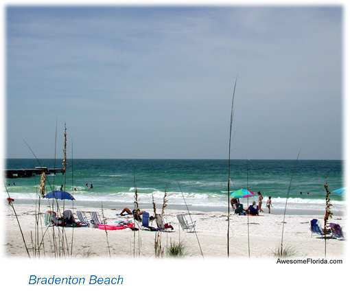 Florida Beaches By Region