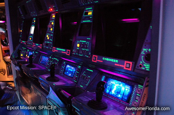 mission to mars ride epcot - photo #34