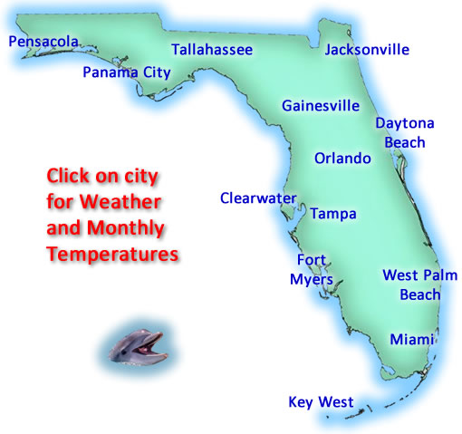 Vacation with the weather conditions in mind each of our city weather