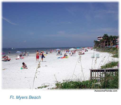 fort myers florida vacation and beach guide fort myers beach 510x440