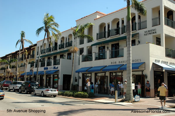 Image Result For Map Of Downtown Naples Florida